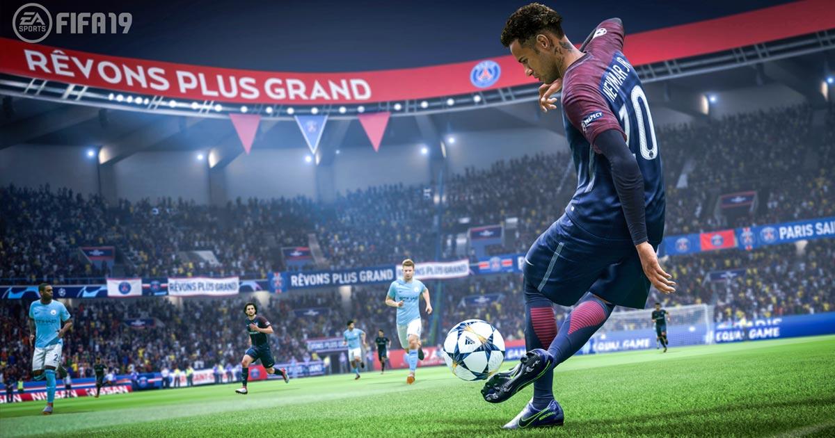 Fifa 19 Comeback Der Champions League Gameswirtschaftde