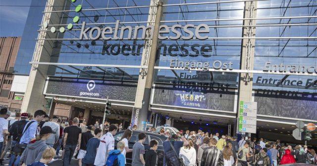 Die Standortinitiative Gamearea FRM plant eine Delegationsreise zur Gamescom 2018 (Foto: KoelnMesse / Harald Fleissner)