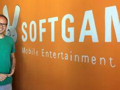 GamesWirtschaft Studiotour Episode 11: Geschäftsführer Alexander Krug hat Softgames bereits Ende 2006 gegründet (Foto: GamesWirtschaft)