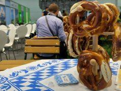 Bayern, Biergarten, Brezen - auf diesen Dreiklang setzt auch in diesem Jahr der Gamescom-Gemeinschaftsstand von Games Bavaria (Foto: Games Bavaria)