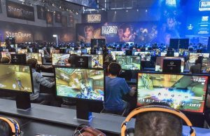 "Gamescom 2018 Spiele im Überblick: Blizzard Entertainment zeigt unter anderem ""World of Warcraft: Battle for Azeroth"" (Foto: KoelnMesse / Thomas Klerx)"