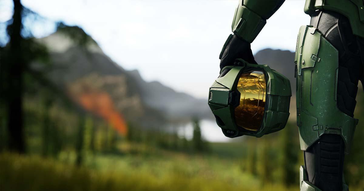 """""""Halo Infinite"""" soll den bekannten Master Chief in den Mittelpunkt der Geschichte stellen (Abbildung: Microsoft)"""