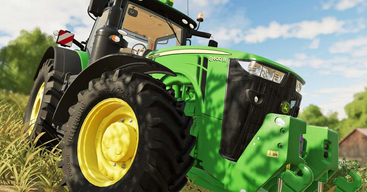 Landwirtschafts-Simulator 2019: Day One-Edition exklusiv bei Amazon ...