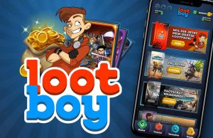 Nach wenigen Monaten haben sich bereits mehr als 1 Million Spielefans bei Lootboy angemeldet (Abbildung: Lootboy GmbH)