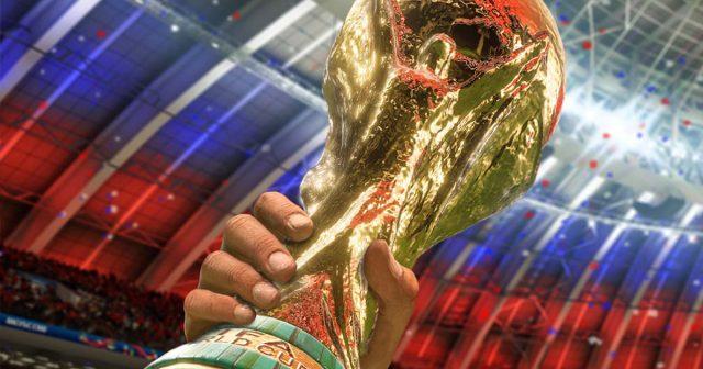 Panels, Showmatches und FIFA 18: Nordrhein-Westfalen nutzt die Fußball-WM 2018 für ein Event in der Berliner Landesvertretung (Abbildung: Electronic Arts)