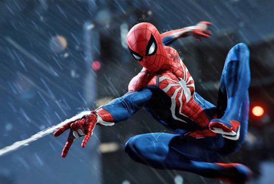 """Für Unternehmen wie Sony (hier eine Szene aus dem PS4-Exklusivtitel """"Marvel's Spider-Man"""") bleibt Deutschland einer der weltweit wichtigsten Absatzmärkte (Abbildung: Sony Interactive)"""