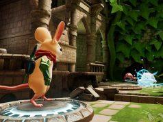 """Das niedliche Virtual-Reality-Abenteuer """"Moss"""" wird vom EuroVideo-Games-Label """"Wild River"""" vertrieben. Neuer Besitzer des EuroVideo-Mutterkonzerns Telepool ist kein Geringerer als Hollywood-Star Will Smith (Abbildung: Wild River)"""