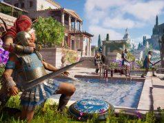 """Während der Ubisoft E3 2018 Pressekonferenz zeigte der Hersteller erste Spielszenen aus """"Assassin's Creed Odyssey"""" (Abbildung: Ubisoft)"""