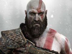 """Das Comeback von """"God of War""""-Held Kratos begeistert bislang 200.000 PlayStation-4-Besitzer in Deutschland (Abbildung: Sony Interactive)"""
