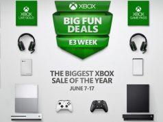 """Bei den """"Xbox Big Fun Deals"""" winken parallel zur E3 2018 satte Rabatte auf Konsolen und Spiele (Abbildung: Microsoft)"""