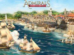 """""""Admirals: Caribbean Empires"""" ist das neue Browserspiel des Travian-Games-Studios Bright Future (Abbildung: Travian Games GmbH)"""