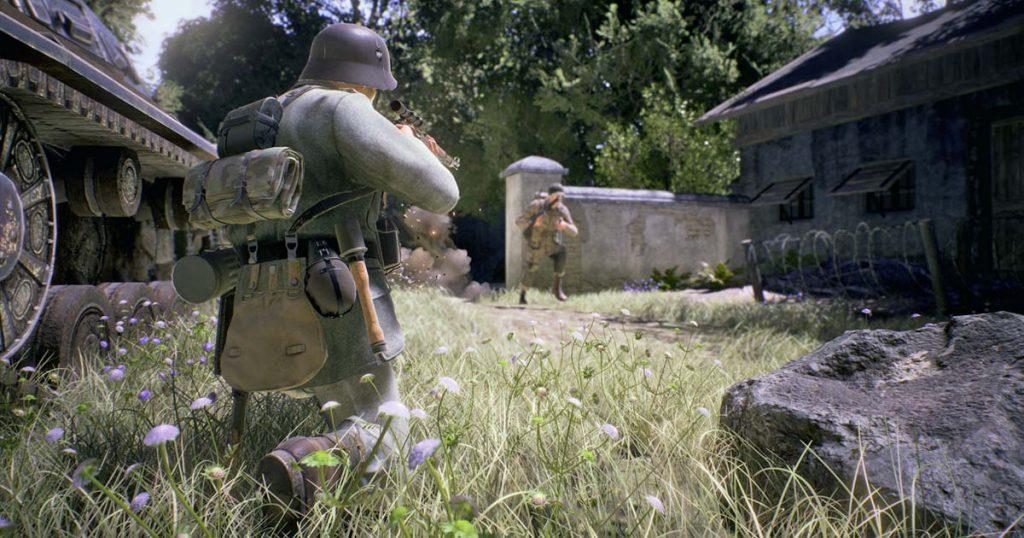 """Szene aus """"Battalion 1944"""": Die Weiterentwicklung des Ego-Shooters findet in München statt (Abbildung: Bulkhead Interactive)"""