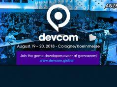 Devcom 2018 am 19. + 20. August 2018
