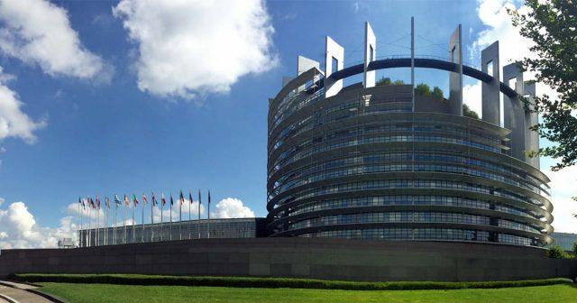 Ende März entscheiden die Abgeordneten im Straßburger EU-Parlament über die EU-Urheberrechtsreform (Foto: GamesWirtschaft)