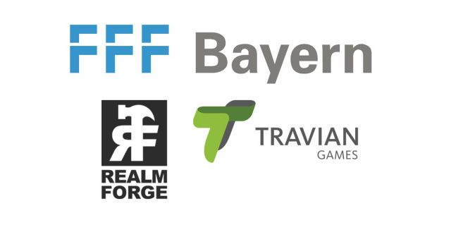 Der FFF Bayern fördert Projekte der Münchener Studios Realmforge Studios und Travian Games.