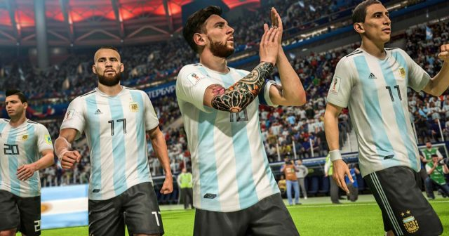 Wieder kein WM-Pokal für Lionel Messi, doch das Gratis-WM-Update für