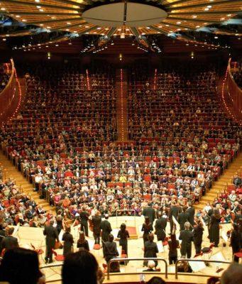 """In der Kölner Philharmonie findet am 24. August das Konzert """"Gamescom - Heart of Gaming"""" statt (Foto: KölnMusik / Matthias Baus)"""