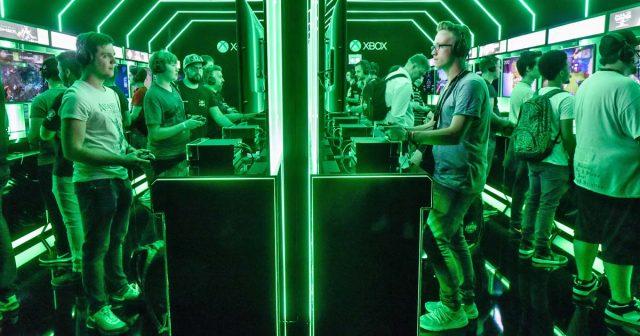 Xbox FanFest 2018, Inside Xbox und viele weitere Events stehen auf dem Gamescom-Programm von Microsoft (Foto: KoelnMesse / Thomas Klerx)