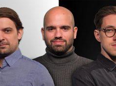 Das Gründerteam der Influencer-Agentur INSTINCT3: Henning Semrau, Hendrik Ruhe und Maximilian Knabe (HandOfBlood) - Foto: INSTINCT3 GmbH