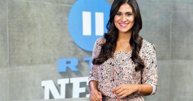 Steffi Brungs gehört zum Moderatoren-Team der RTL 2 News (Foto: obs/RTL II)