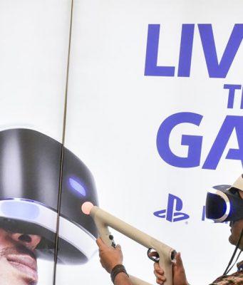 Sony Interactive präsentiert die PlayStation-Neuheiten nicht nur auf der Gamescom 2018, sondern auch auf weiteren Events und Messen (Foto: KoelnMesse / Thomas Klerx)