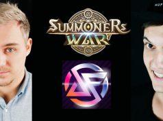 """Gamevil Com2Us bucht die beiden """"DoktorFroid""""-Youtuber Frodo (links) und LeFloid (rechts) für die Promotion von """"Summoners War"""" (Abbildungen: Gamevil Com2Us)"""