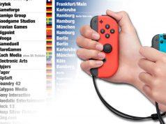 Deutschlands größte Spiele-Hersteller 2018 (Foto: Nintendo of Europe)