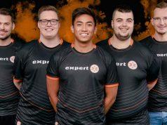 """Neues Team, neuer Name: Die """"Counter-Strike""""-Werksmannschaft von Expert firmiert neuerdings unter Expert eSport (Foto: Expert SE)"""