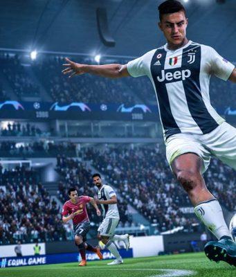 "Arsenal-Star Mesut Özil will künftig mit Team Özil bei ""FIFA 19""-Turnieren antreten (Abbildung: Electronic Arts)"