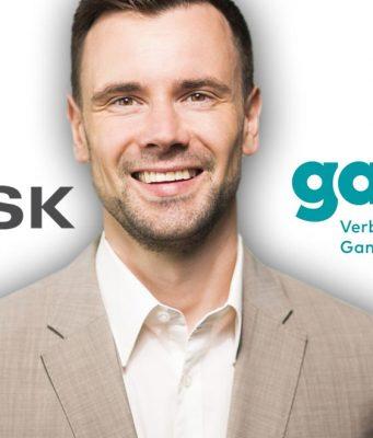 Felix Falk ist Geschäftsführer des Industrieverbands Game e. V., der wiederum zu den Gesellschaftern der USK gehört (Foto: Game)