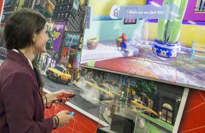 Halbjahres-Bilanz 2018: Der Umsatz mit Kauf- und Download-Spielen ist weiterhin rückläufig - trotz großer Nachfrage, etwa nach Nintendo Switch (Foto: KoelnMesse / Harald Fleissner)
