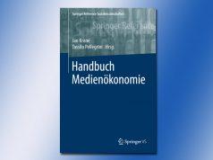 """Das """"Handbuch Medienökonomie"""" wird um ein Games-Kapitel erweitert (Abbildung: Springer Fachmedien)"""