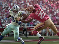 """Ein """"Madden NFL 19""""-Turnier in Jacksonville (Florida) endete mit drei Toten und vielen Verletzten (Szene aus dem Spiel - Abbildung: Electronic Arts)"""