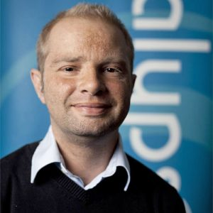 Simon Hellwig ist Gründer und Geschäftsführer von Kalypso Media.