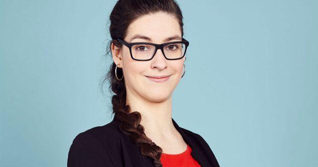 Neue Förder-Referentin für den Games-Sektor beim Medienboard Berlin-Brandenburg: Jenni Wergin (Foto: Medienboard)