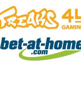 Die Bet-at-Home AG bietet (e)Sportwetten auf die Liga der Freaks 4U Gaming GmbH an (Abbildungen: Bet-at-Home / Freaks 4U Gaming)