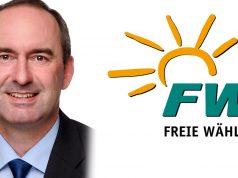 Hubert Aiwanger ist Spitzenkandidat und Partei-Chef der Freien Wähler in Bayern (Foto: Freie Wähler / Mauricio Dreher)