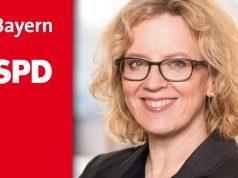 SPD-Spitzenkandidatin Natascha Kohnen wirbt für effizienteren Einsatz von Fördermitteln (Foto: SPD Bayern)