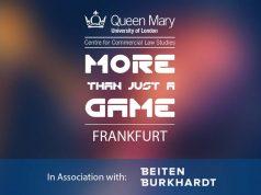 Die Frankfurter Kanzlei Beiten Burkhardt ist Gastgeber der Fachtagung More than just a Game 2018 (Abbildung: BBLAW)