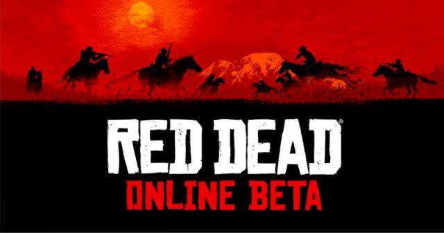 Seit dem 27. November 2018 dürfen die ersten Revolverhelden in die Welt der Red Dead Online-Beta eintauchen (Abbildung: Rockstar Games)