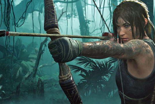 """""""Shadow of the Tomb Raider"""" ist der erwartete Blockbuster: Square Enix meldet 100.000 verkaufte Spiele an nur drei Tagen (Abbildung: Square Enix)"""