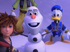 """Im Square-Enix-Rollenspiel """"Kingdom Hearts 3"""" treffen Disney-Figuren auf Final Fantasy-Helden (Abbildung: Square Enix)"""