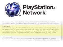 Eine jener Passagen in den AGB des PlayStation Network, die von der Verbraucherzentrale NRW abgemahnt wurden (Abbildung: Sony Interactive)