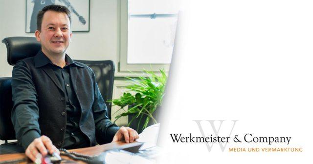 Agentur-Inhaber Lars Werkmeister feiert Jubiläum und eröffnet in Düsseldorf eine Filiale (Foto: Werkmeister & Company)
