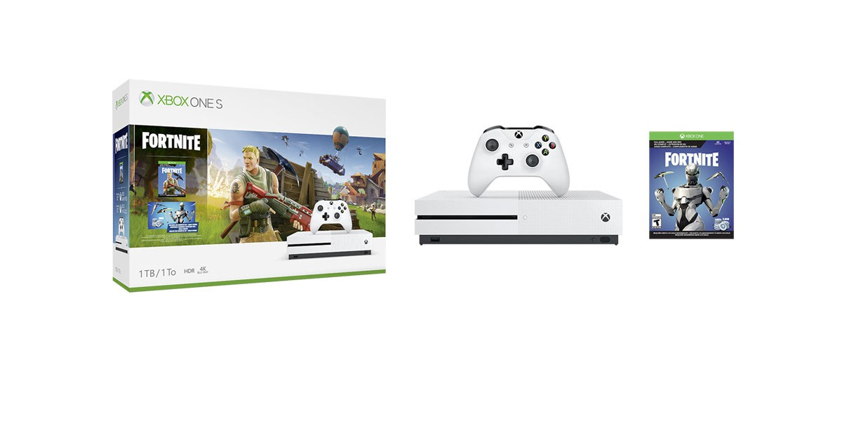 Xbox One Fortnite Bundle Angekundigt Gameswirtschaft De