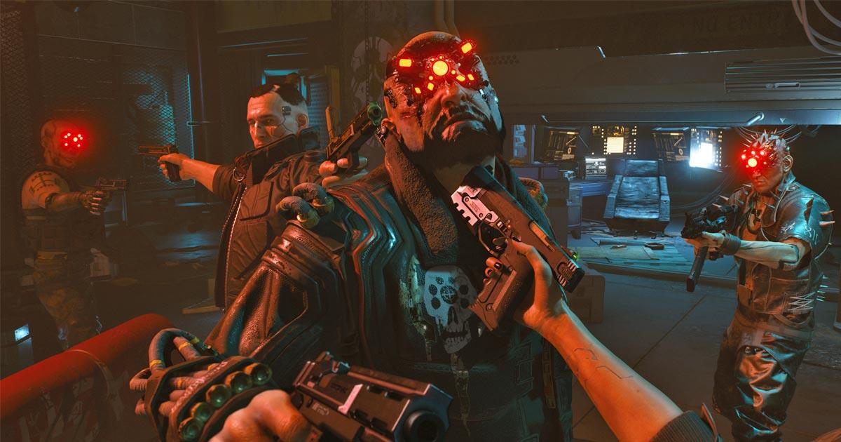 "Szene aus ""Cyberpunk 2077"": CD Projekt Red setzt beim Europa-Vertrieb weiterhin auf Bandai Namco Entertainment (Abbildung: CD Projekt)"