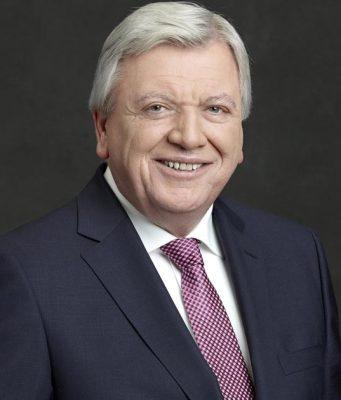 Ministerpräsident Volker Bouffier führt die CDU Hessen in den Landtags-Wahlkampf 2018 (Foto: CDU Hessen)