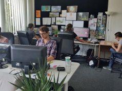 """Das Medienboard Berlin-Brandenburg unterstützt die Hamburger Entwickler von Mooneye Studios bei der Fertigstellung von """"Lost Ember"""" (Foto: Mooneye Studios)"""