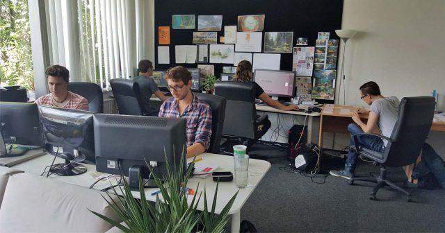 Das Medienboard Berlin-Brandenburg unterstützt die Hamburger Entwickler von Mooneye Studios bei der Fertigstellung von