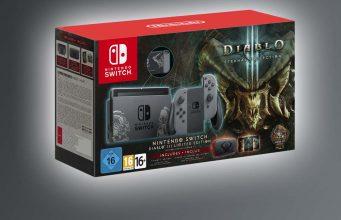 Das Nintendo Switch Diablo 3 Bundle ist ab 2.11. erhältlich (Abbildung: Blizzard Entertainment)